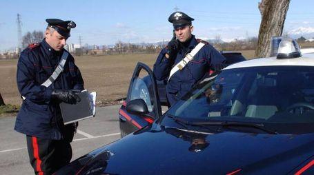 Sui furti sono in corso le indagini dei carabinieri