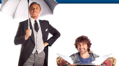 Il principe abusivo a teatro con Alessandro Siani e Christian De Sica