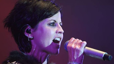 Dolores O'Riordan,  The Cranberries (Afp)