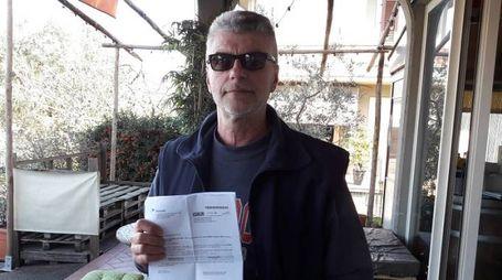 Alessandro Puccini, pensionato di Poggio a Caiano