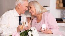 Gli anziani italiani sarebbero degli ottimi seduttori - Foto: Dmytro Zinkevych / Alamy