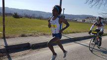 La maratona è uno sport nobilissimo per veri atleti (foto di repertorio)