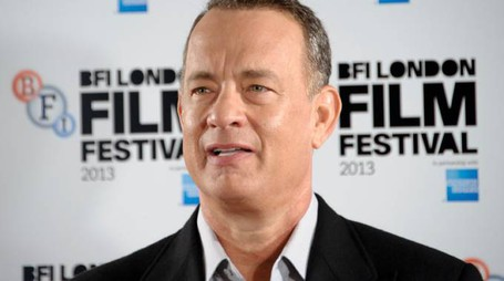 Un'esperienza nuova per Tom Hanks - Foto: London Entertainment / Alamy