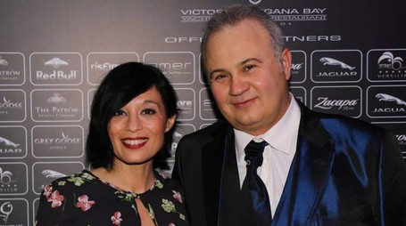 Massimo Gentili con Monica Docci