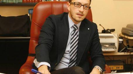 L'avvocato Davide Guidi