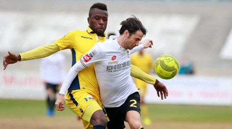 Adama Diakite potrebbe saltare la sfida contro il Sudtirol a causa di un infortunio