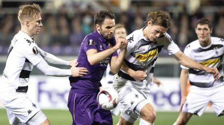 La Fiorentina esce dall'Europa League