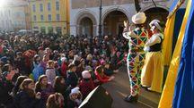 Il Teatrino di Filippo incanta la piazza