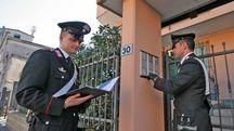 I carabinieri hanno rintracciato l'aggressore (foto repertorio)