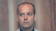 Alberto Savi in una foto d'archivio del 1995, durante il processo a Bologna (Foto Ansa)
