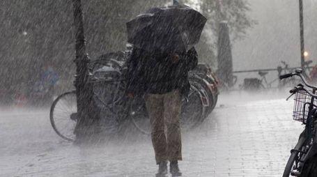 Previsioni meteo, pioggia e nubifragi in arrivo su diverse regione (foto iStock)