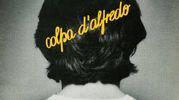 Una delle copertine di lp in mostra: l'album del 1980 'Colpa d'Alfredo'
