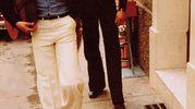 Vasco a Zocca negli anni 70. '© dall'archivio di famiglia'