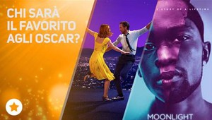 Oscar: vincerà La La Land o Moonlight?