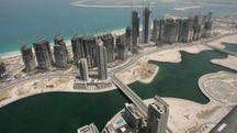 Multata un'agenzia di viaggi in Bolognina. Dubai in una foto d'archivio Ansa