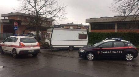coControllo congiunto di carabinieri e polizia municipale