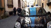 I carabinieri nella strada della tragedia