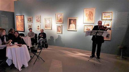 Colazione fra musica e arte a Palazzo Pretorio
