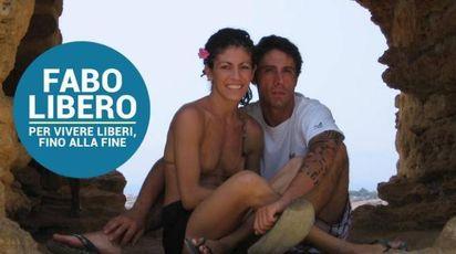 Il post dell'Associazione Luca Coscioni (Ansa)