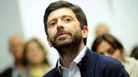 Roberto Speranza, del Dp (Lapresse)