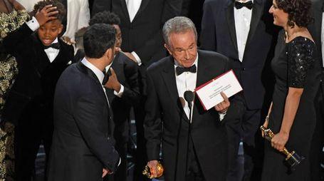 Oscar 2017, clamoroso errore finale (Afp)