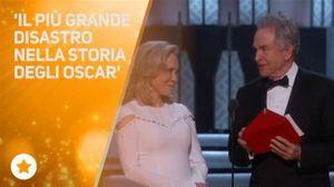 Disastro agli Oscar, ecco come sono andate le cose