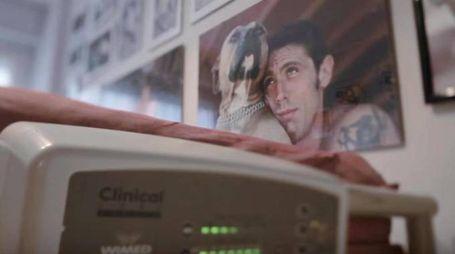 Dj Fabo, frame tratto dal videoappello a Mattarella (Ansa)