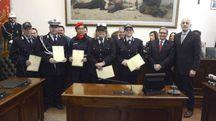 Celebrazioni per il 168esimo anniversario della polizia municipale