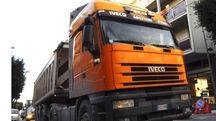Camion in azione