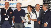 Carlino d'Oro 2016, la premiazione (foto Zani)