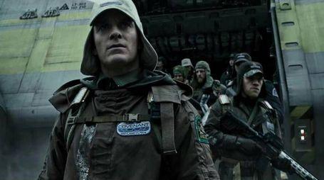 Una scena del film 'Alien: Covenant' – Foto: 20th Century Fox