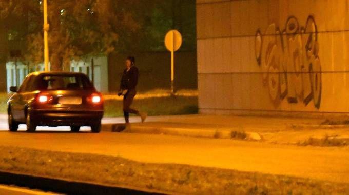 Prostituzione in zona Palazzo degli specchi (foto archivio Businesspress)