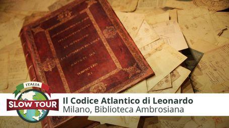 Il Codice Atlantico di Leonardo da Vinci
