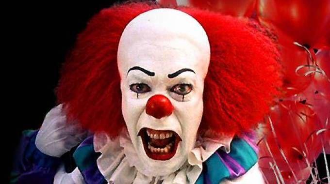 Il clown del film 'It'