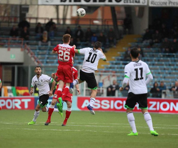 Davide Bianchi e Camillo Ciano (LaPresse)