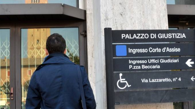 Il processo si è svolto con rito abbreviato; pubblico ministero  Laura Brunelli, giudice Luisa Del Bianco