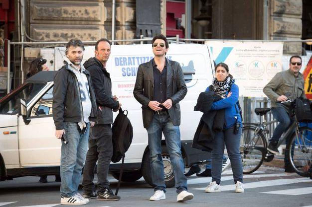Nella puntata anche Patrizio Roversi e Syusy Blady (Massimo Paolone)