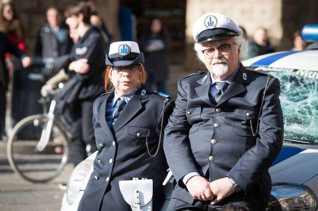 Tutta le serie è girata interamente a Bologna e circondario (Massimo Paolone)