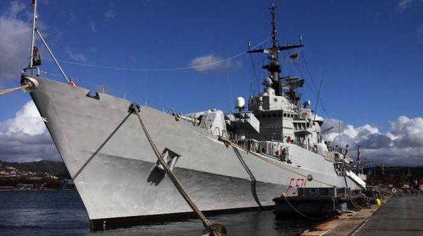 Teatro delle avances proibite fu la mensa della nave militare
