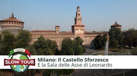 Milano: Il castello sforzesco