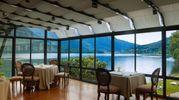 Il ristorante Piccolo Lago