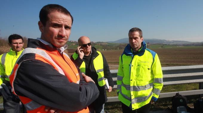 L'ingegnere di Autostrade per l'Italia Giovanni Scotto Lavina (Antic)