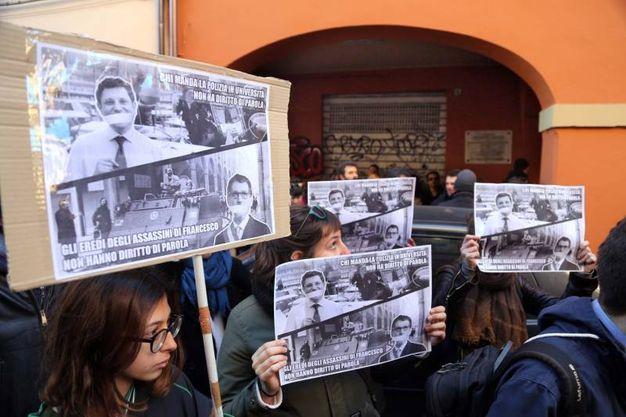 Polemiche per la mancata partecipazione delle istituzioni (foto Schicchi)