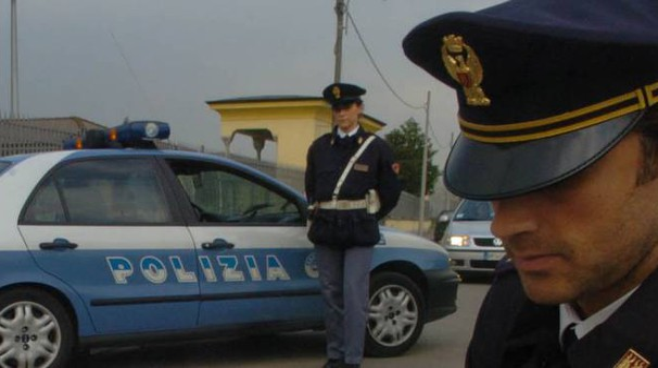 Monza, polizia