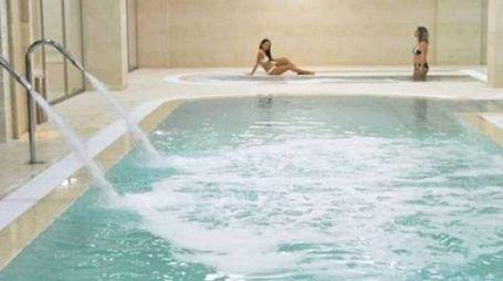 La piscina delle Redi