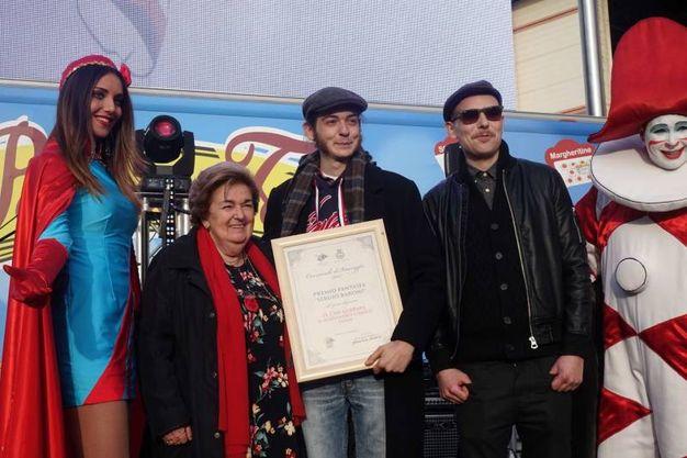 Premio Baroni (foto Umicini)