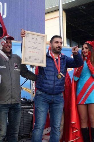 Premio a Andrea Paci (foto Umicini)