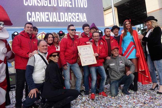 Premio Carnevaldarsena (foto Umicini)