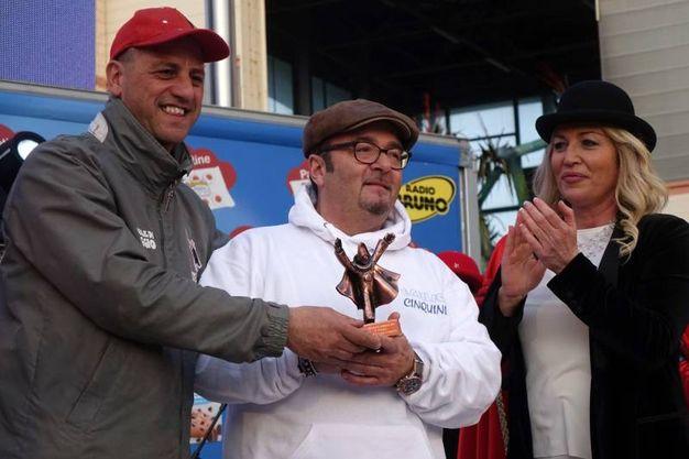 Terzo premio Cinquini (foto Umicini)