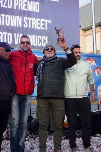 Terzo premio Vannucci (foto Umicini)